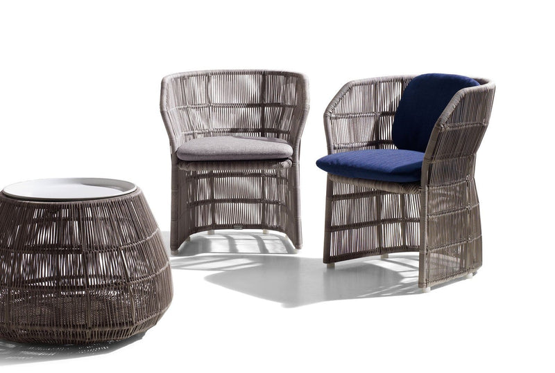 Canasta '13 - Chair by B&B Italia | JANGEORGe Interior Design