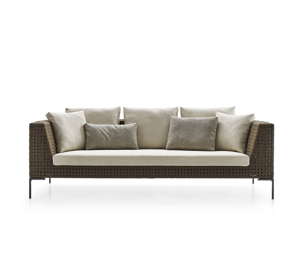 Charles Outdoor - Sofa by B&B Italia | JANGEORGe Interior Design