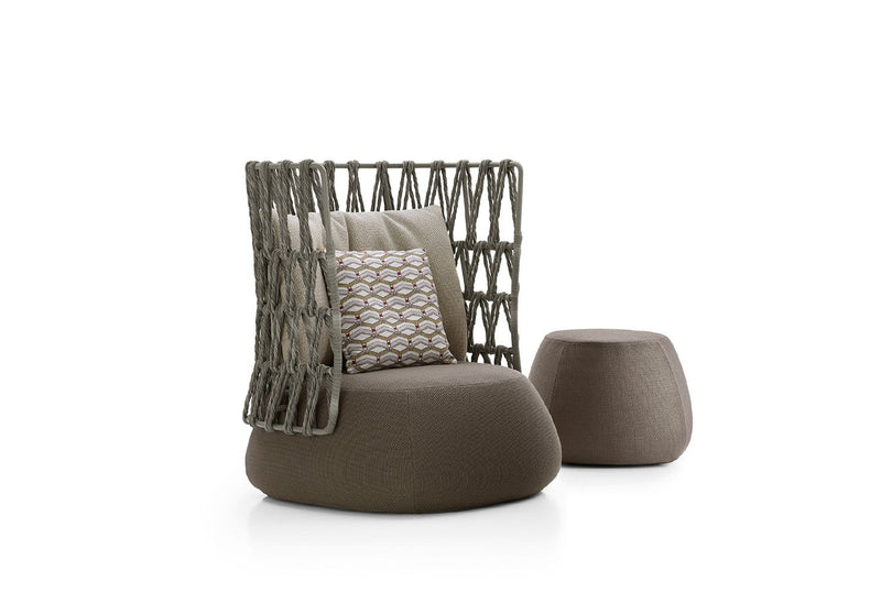 Fat-Sofa Outdoor Armchair | B&B Italia | JANGEORGe Interior Design