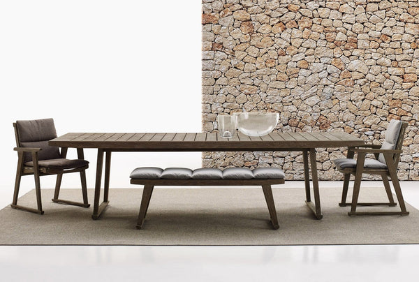 Gio Bench - JANGEORGe Interior Design - B&B Italia