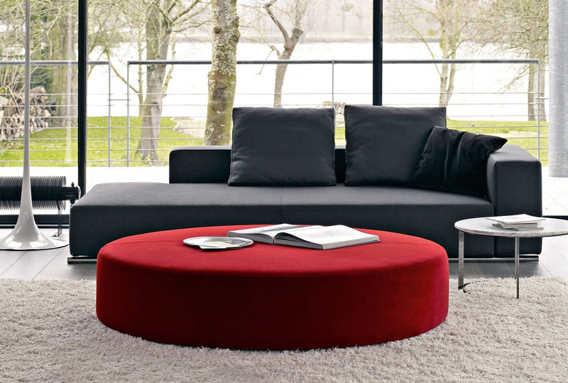 Harry Large - Ottoman by B&B Italia | JANGEORGe Interior Design