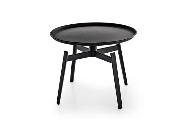 Husk Outdoor Small Table | B&B Italia | JANGEORGe Interior Design