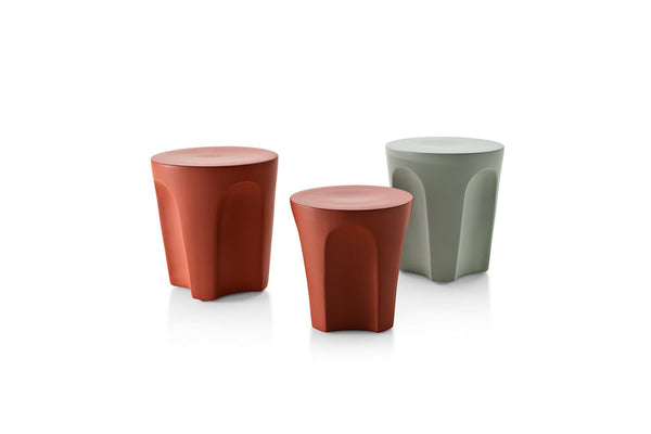 Colosseo Outdoor Small Tables | B&B Italia | JANGEORGe Interior Design