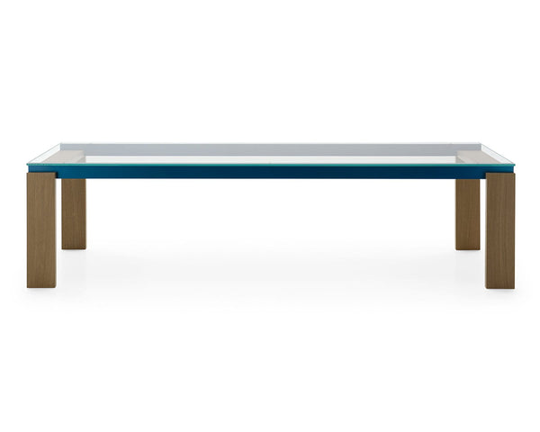 Parallel Structure Dining Table | B&B Italia | JANGEORGe Interior Design