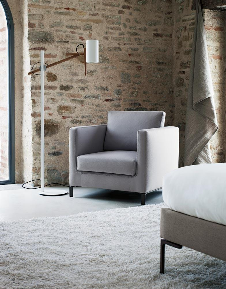 Ray - Armchair by B&B Italia | JANGEORGe Interior Design