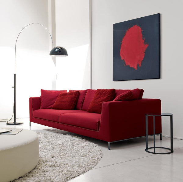 JANGEORGe Interior Design | B&B Italia Ray Sofa by Antonio Citterio