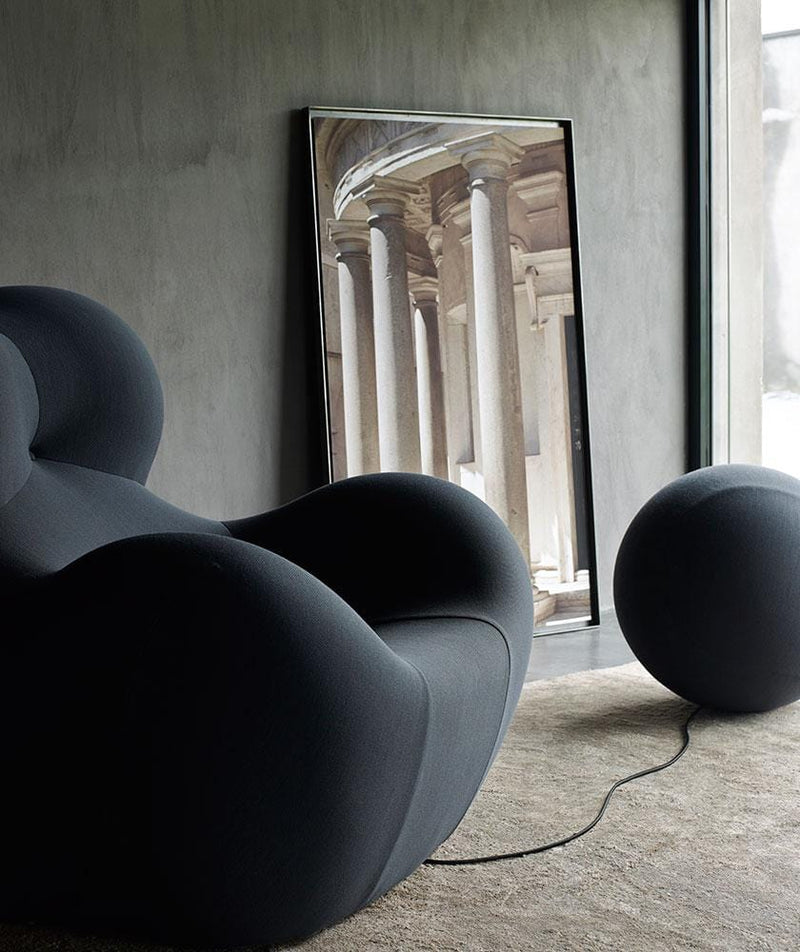 Serie Up 2000 - Armchair by B&B Italia | JANGEORGe Interior Design