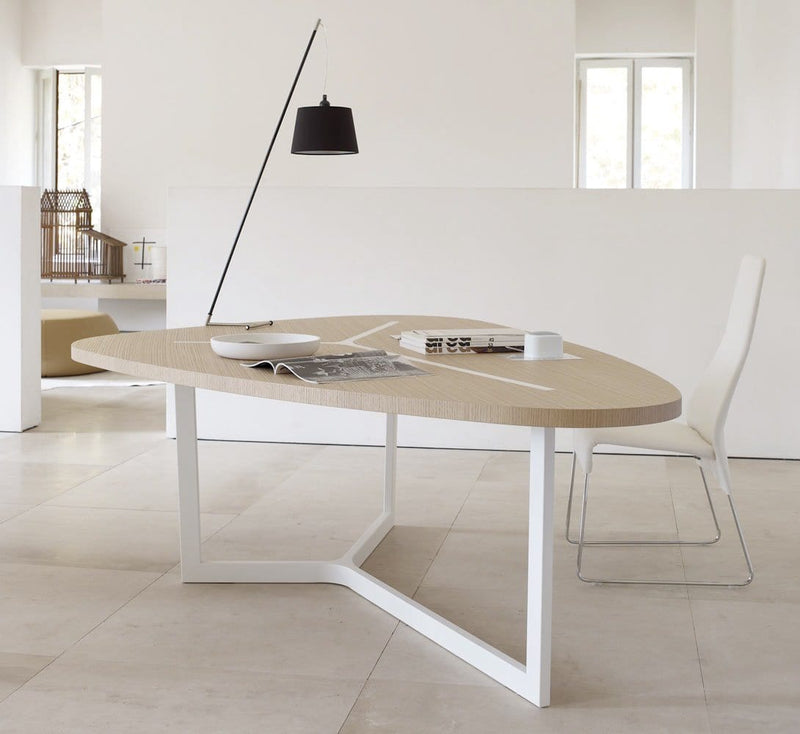 Seven Table | B&B Italia | JANGEORGe Interior Design
