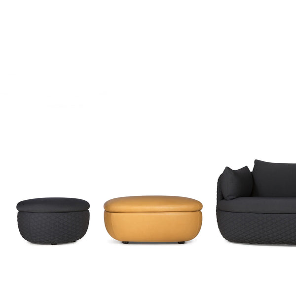 Bart - Pouf by Moooi | JANGEORGe Interior Design