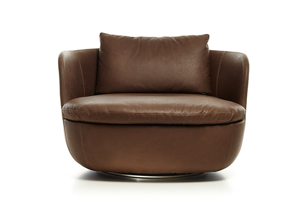 Bart - Swivel Armchair by Moooi | JANGEORGe Interior Design