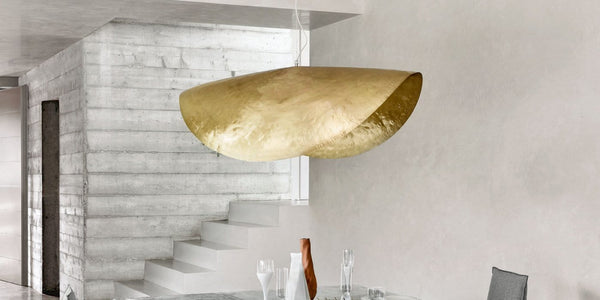 Brass 96 Suspension light