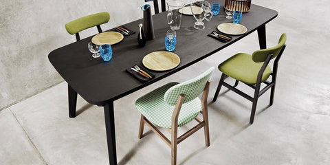 Brick 233 Dining table