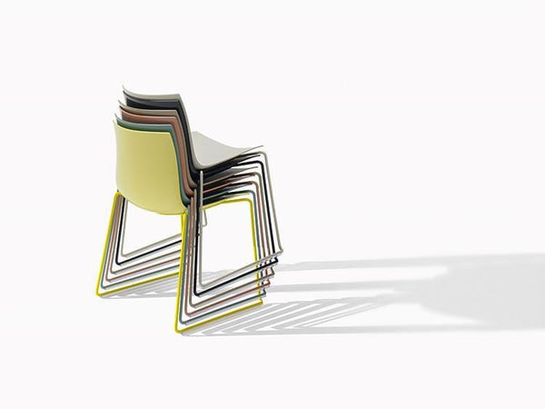 Catifa 46 (0278) - Chair by Arper | JANGEORGe Interior Design