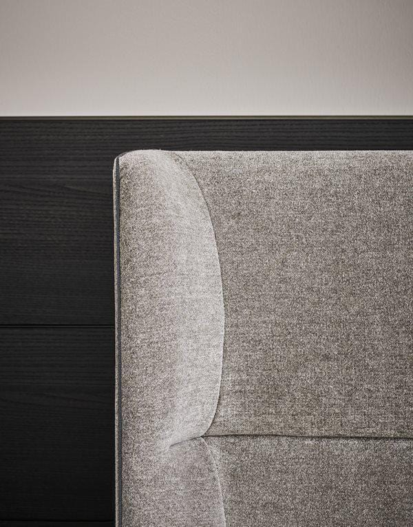 Chloe - Bed by Poliform | JANGEORGe Interior Design