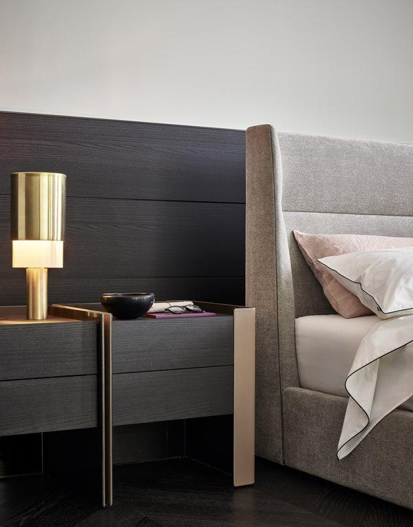 Chloe - Bed | Poliform | JANGEORGe Interior Design