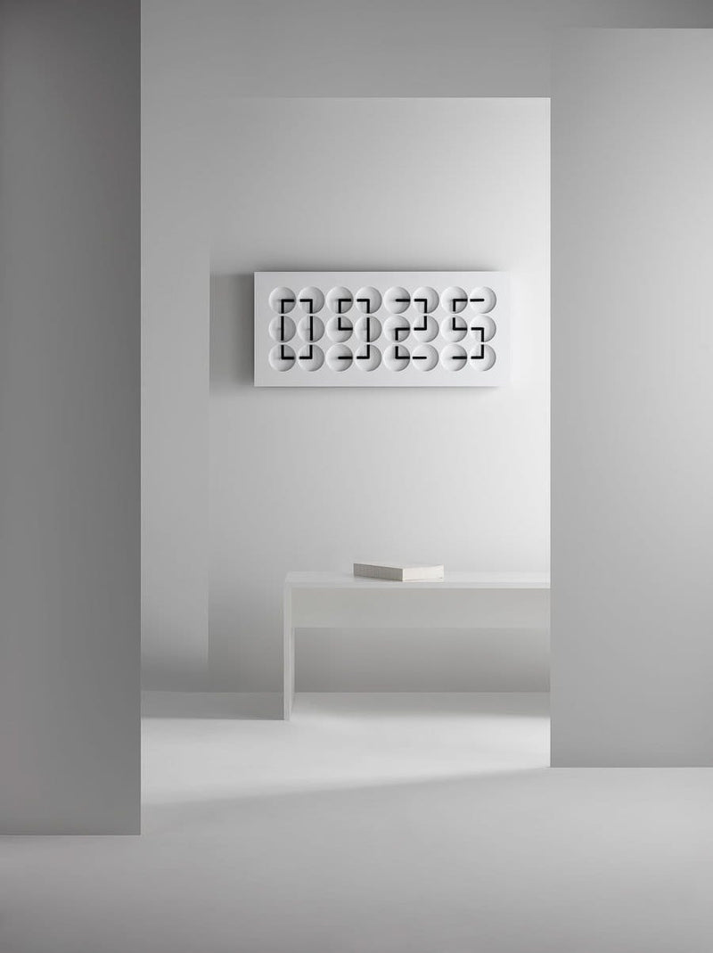 ClockClock24 - White Edition.