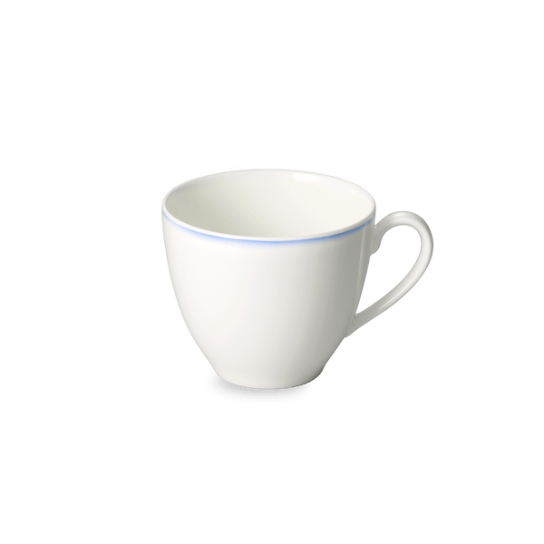 Aqua - Coffee Cup Blue 0.27L | Dibbern | JANGEORGe Interior Design