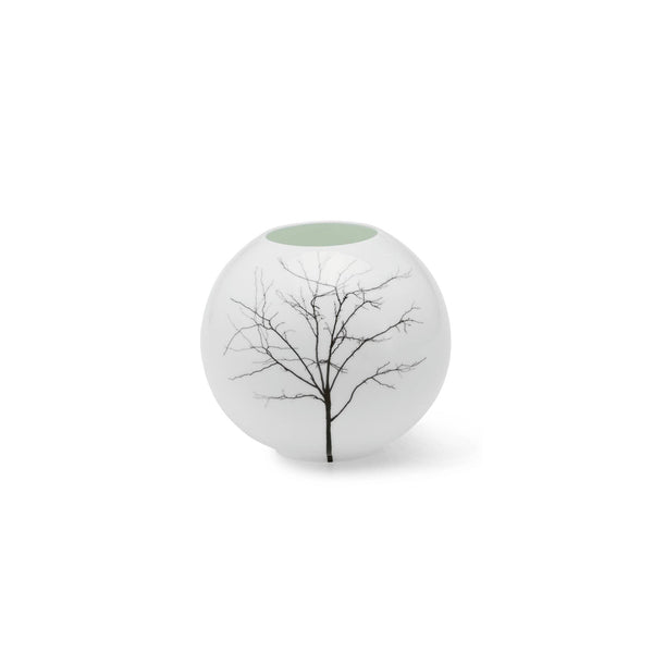 Black Forest - Vase Spherical 5.5in | 14cm (Ø) | Dibbern | JANGEORGe Interior Design