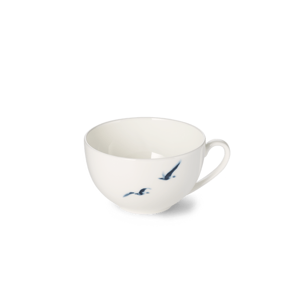 Blue Birds - Coffee Cup 0.25L, 3.8in | 9.7cm (Ø) | Dibbern | JANGEORGe Interior Design