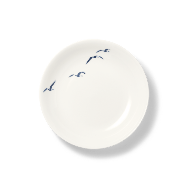 Blue Birds - Soup Plate 8.8in | 22.5cm (Ø) | Dibbern | JANGEORGe Interior Design