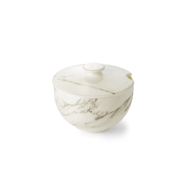 Carrara - Lid of Sugar Bowl Round | Dibbern | JANGEORGe Interior Design