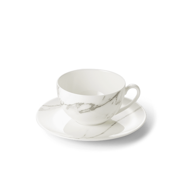Carrara - SET - Saucer & Coffee Cup 0.25L | Dibbern | JANGEORGe Interior Design