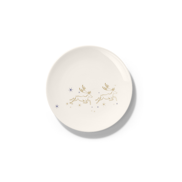 Christmas - Bread Plate 6.3in | 16cm (Ø)