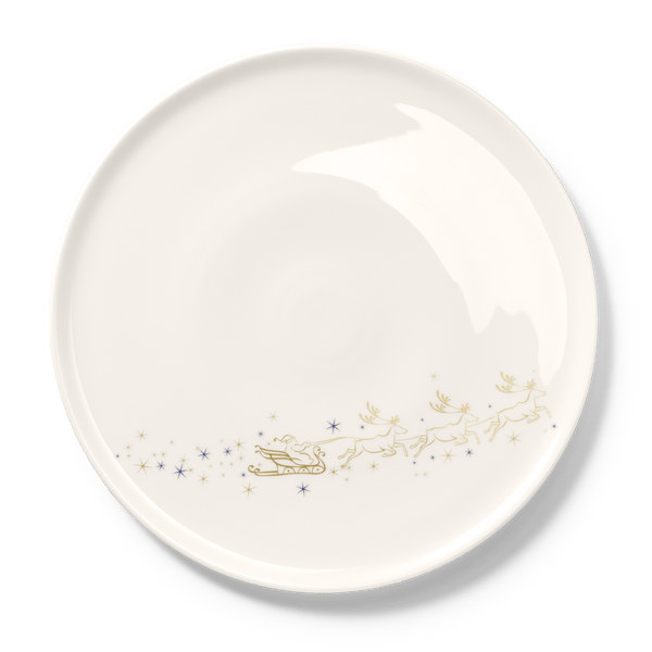 Christmas - Cake Plate 12.6in | 32cm (Ø)