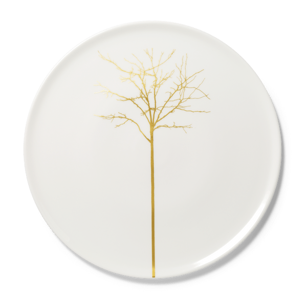 Golden Forest - Cake Plate 12.6in | 32cm (Ø)