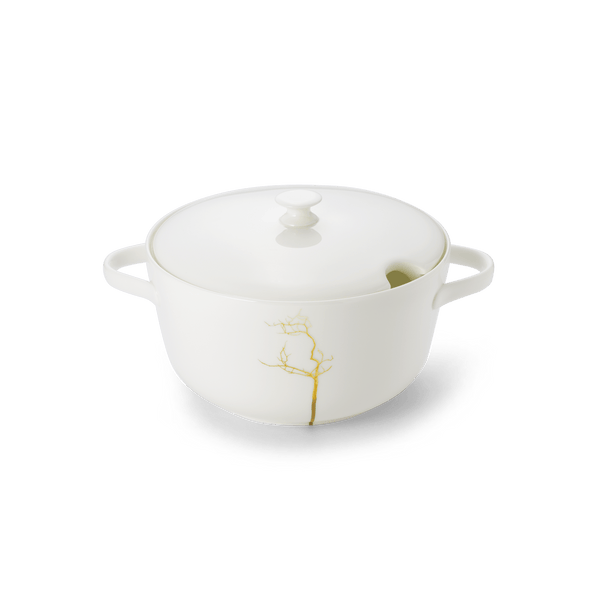 Golden Forest - Dish with Lid 2.0L