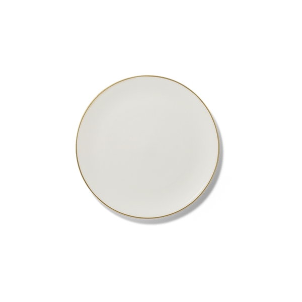 Golden Lane - Bread Plate 6.3in | 16cm (Ø) | Dibbern | JANGEORGe Interior Design