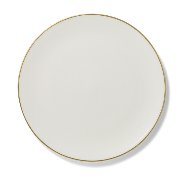 Golden Lane - Charger Plate 12.6in | 32cm (Ø) | Dibbern | JANGEORGe Interior Design