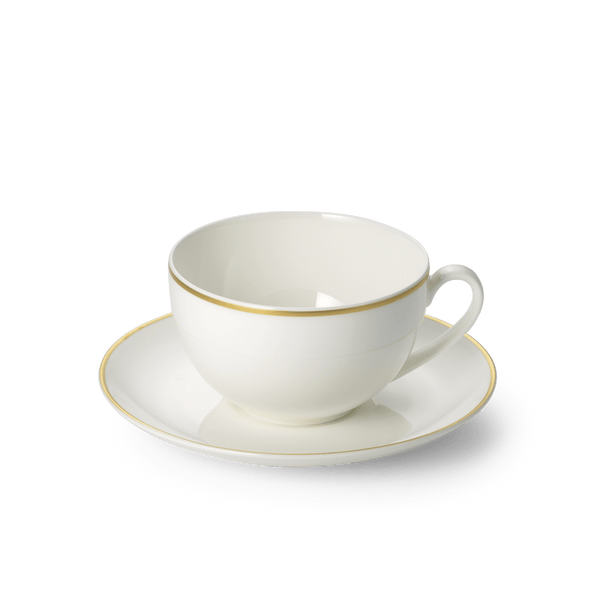 Golden Lane - Coffee Saucer 5.9in | 15cm (Ø) | Dibbern | JANGEORGe Interior Design
