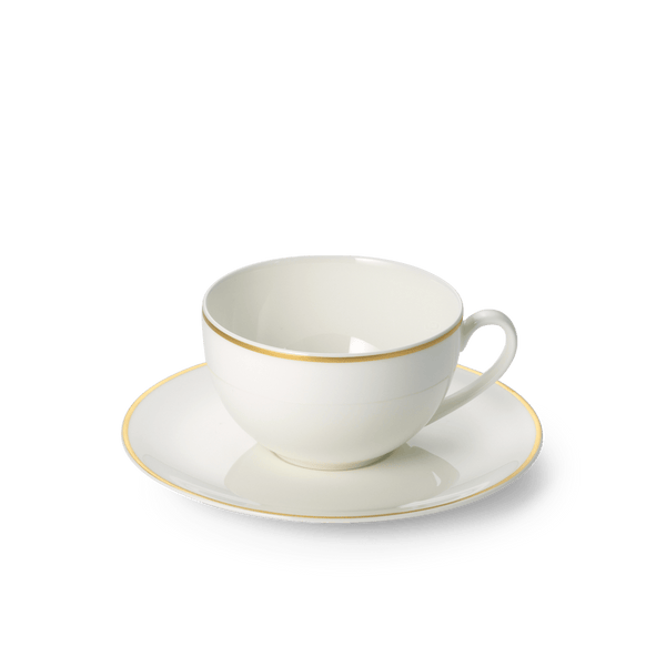 Golden Lane - Coffee Saucer 6.3in | 16cm (Ø) | Dibbern | JANGEORGe Interior Design