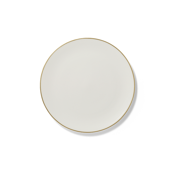 Golden Lane - Dessert Plate 8.3in | 21cm (Ø) | Dibbern | JANGEORGe Interior Design