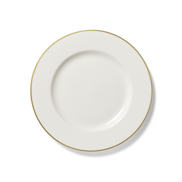 Golden Lane - Dinner Plate 10.4in | 26.5cm (Ø) | Dibbern | JANGEORGe Interior Design