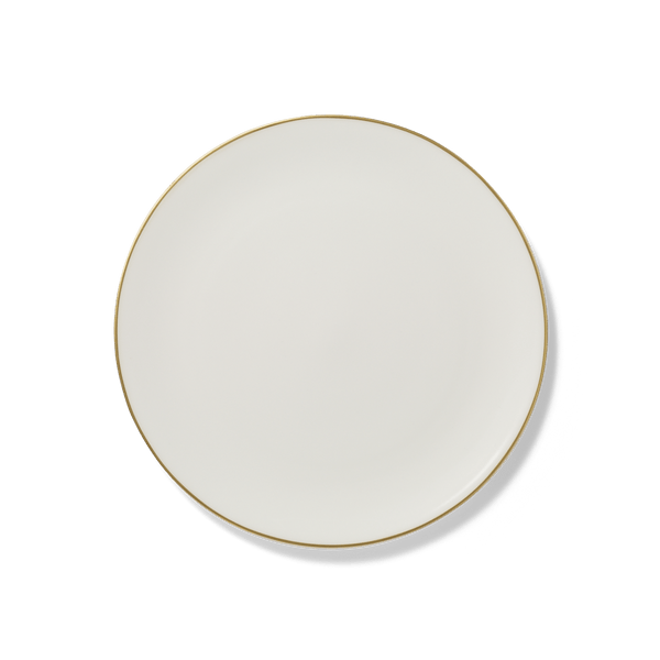 Golden Lane - Dinner Plate 10.2in | 26cm (Ø) | Dibbern | JANGEORGe Interior Design