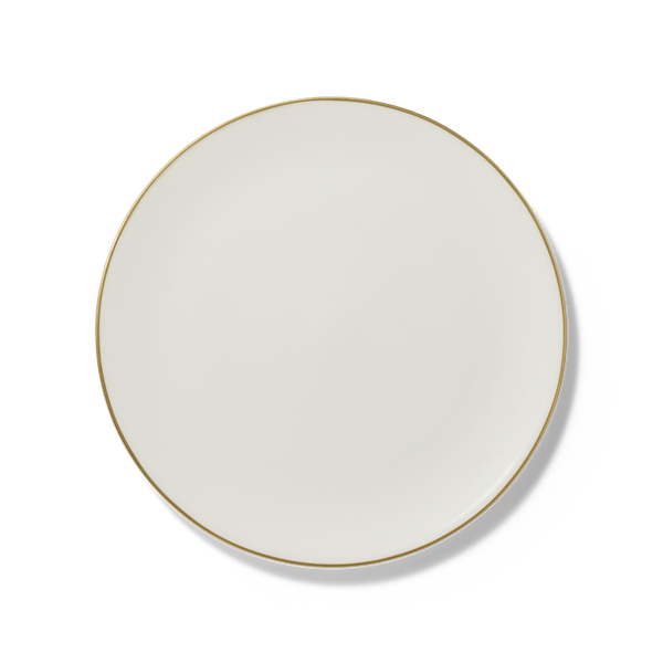 Golden Lane - Dinner Plate 11in | 28cm (Ø) | Dibbern | JANGEORGe Interior Design