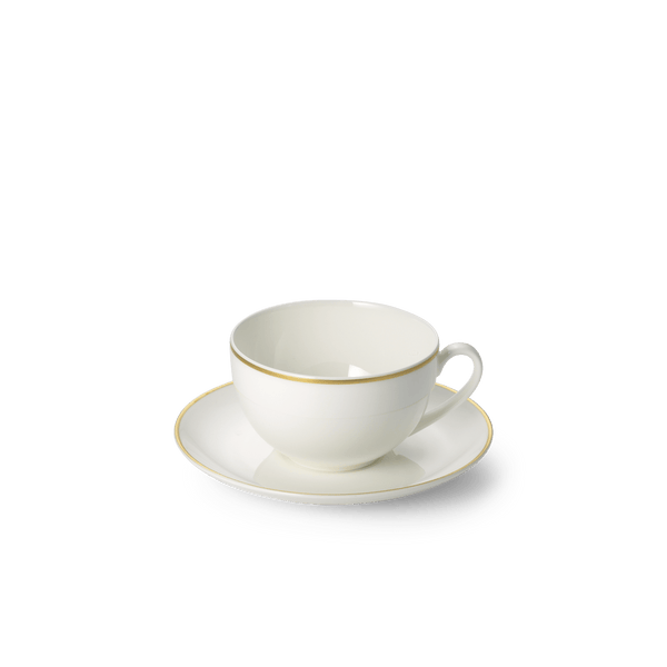 Golden Lane - Espresso Saucer 4.4in | 11.3cm (Ø) | Dibbern | JANGEORGe Interior Design