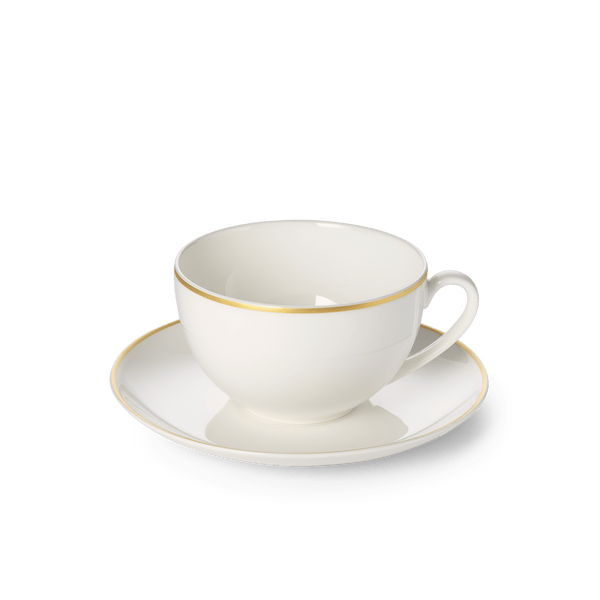Golden Lane - SET - Saucer & Coffee Cup 0.25L | Dibbern | JANGEORGe Interior Design