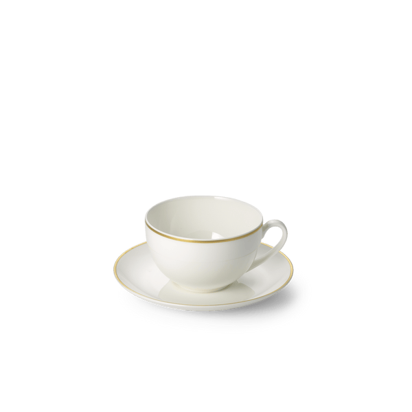 Golden Lane - SET - Saucer & Espresso Cup 0.11L | Dibbern | JANGEORGe Interior Design