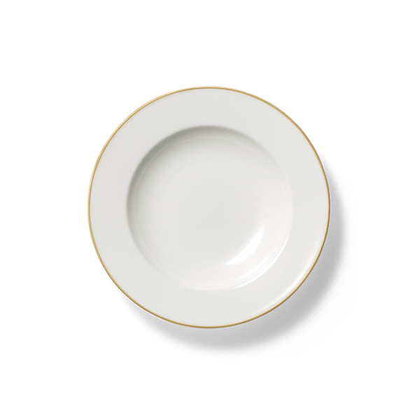 Golden Lane - Soup Plate 9.1in | 23cm (Ø) | Dibbern | JANGEORGe Interior Design