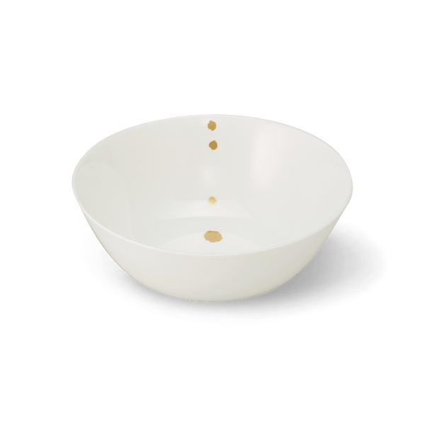 Golden Pearls - Bowl 3.8L, 11in | 28cm (Ø) | Dibbern | JANGEORGe Interior Design