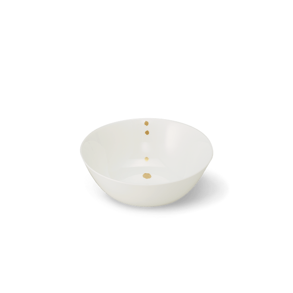 Golden Pearls - Bowl 1.5L, 8.3in | 21cm (Ø) | Dibbern | JANGEORGe Interior Design