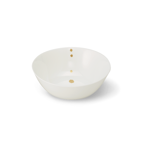 Golden Pearls - Bowl 2L, 9.4in | 24cm (Ø) | Dibbern | JANGEORGe Interior Design