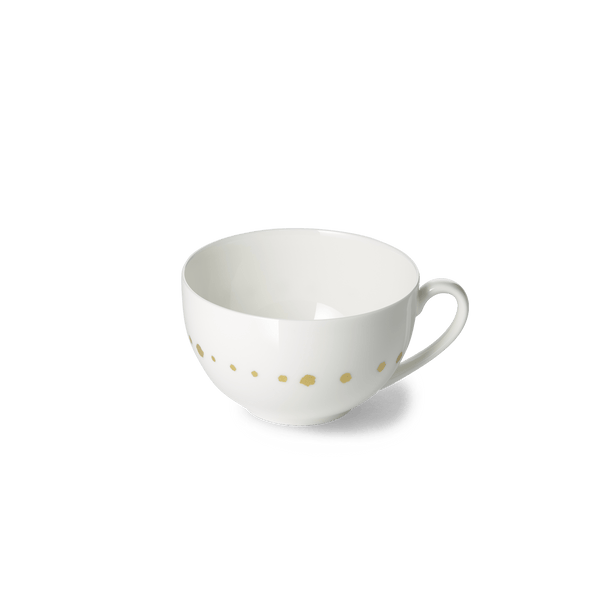 Golden Pearls - Coffee Cup 0.25L, 3.8in | 9.7cm (Ø) | Dibbern | JANGEORGe Interior Design