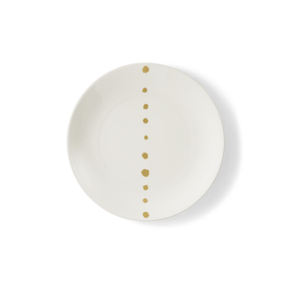Golden Pearls - Dessert Plate 8.3in | 21cm (Ø) | Dibbern | JANGEORGe Interior Design