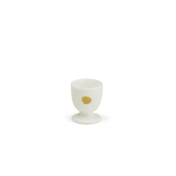 Golden Pearls - Egg Cup Tall | Dibbern | JANGEORGe Interior Design