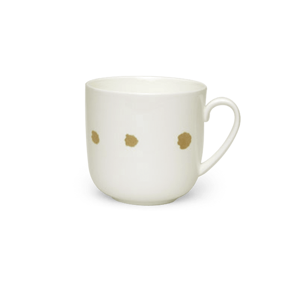 Golden Pearls - Mug 0.32L | Dibbern | JANGEORGe Interior Design