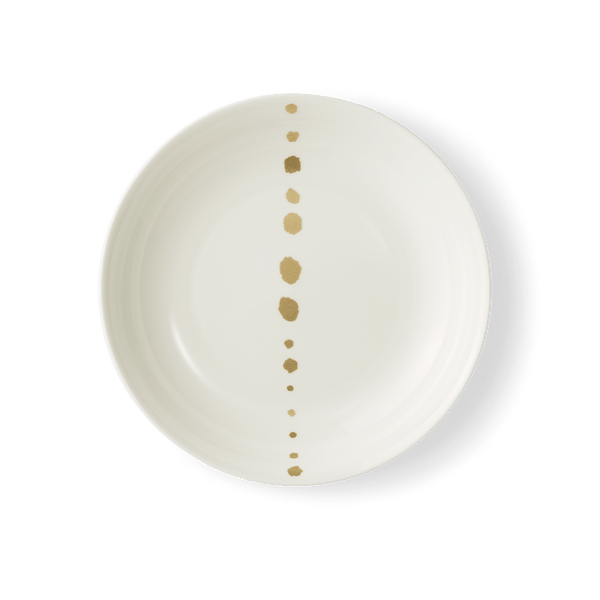 Golden Pearls - Pasta Plate 10.2in | 26cm (Ø) | Dibbern | JANGEORGe Interior Design